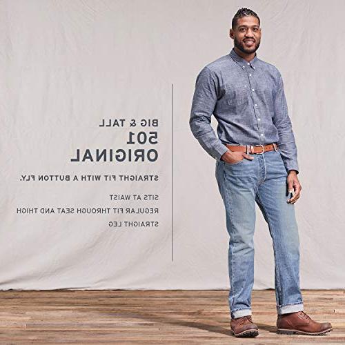 Levi's Tall 501 Fit Jean, The Ben - Stretch, x