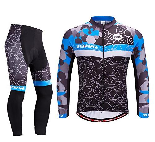 bike jersey long sleeve cycling