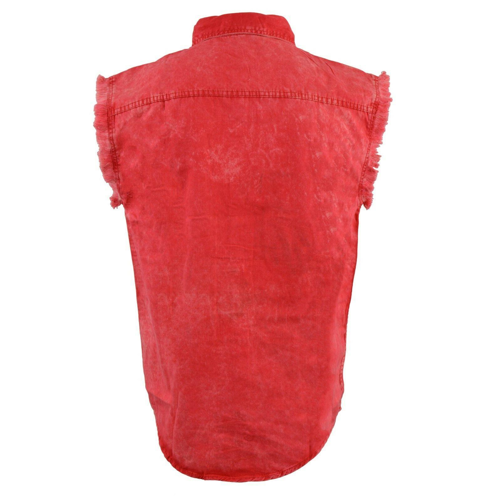 Biker Clothing Men's and Beige Shirt**MDM11681