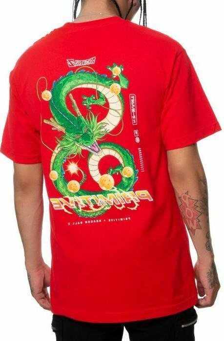 Brand New Apparel Z Shenron Dirty T-Shirt