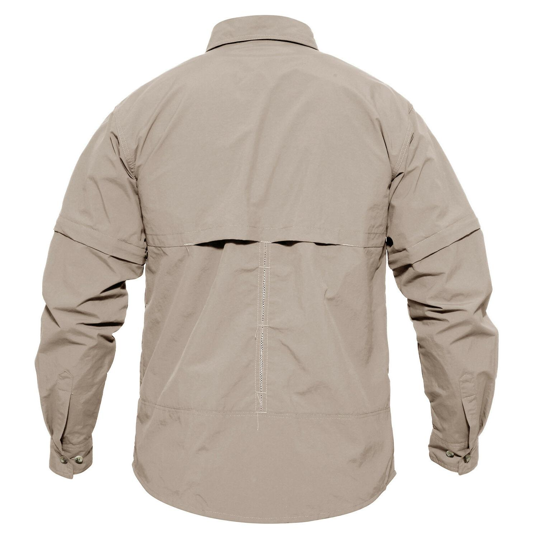 TACVASEN Dry Shirt UV Protective Hunting Hiking Tops