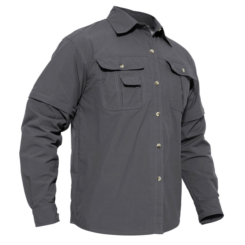 TACVASEN Breathable Dry Hunting Shirts Tops