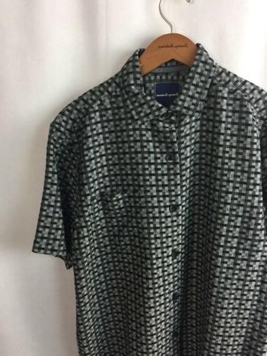 Tommy Bahama Shirt Size 55% Moroccan A60