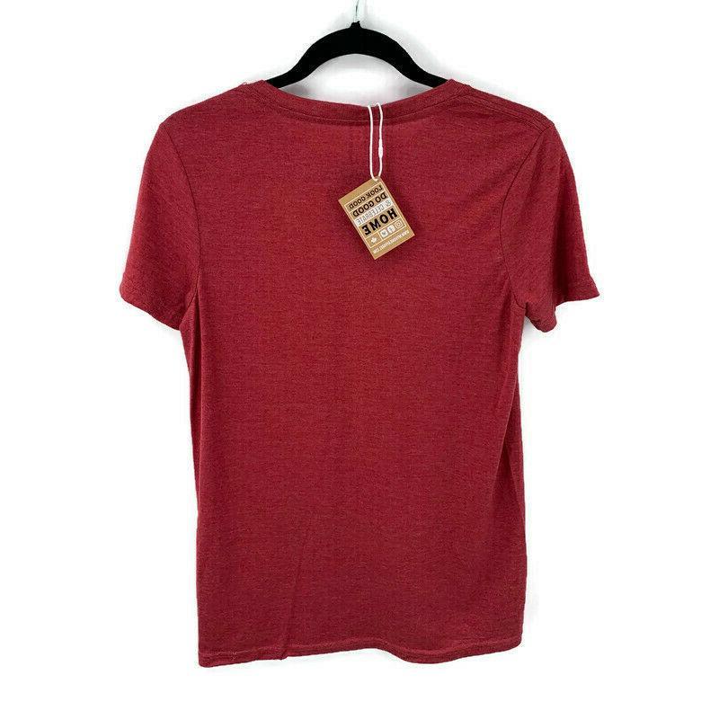 CANADA Leaf Tagless Tee T-Shirt