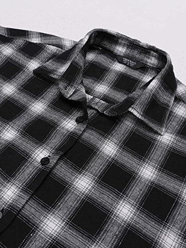 COOFANDY Fashion Long Sleeves Hop up Long Shirt,