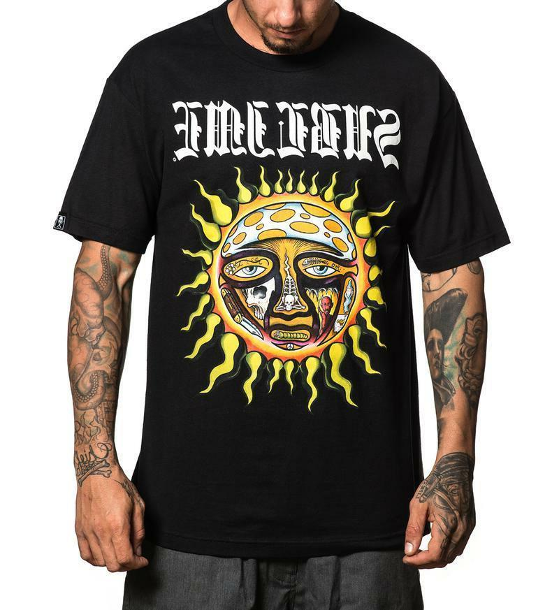 Sullen Clothing Opie Sun Band Opie Ortiz Music Adult Mens T