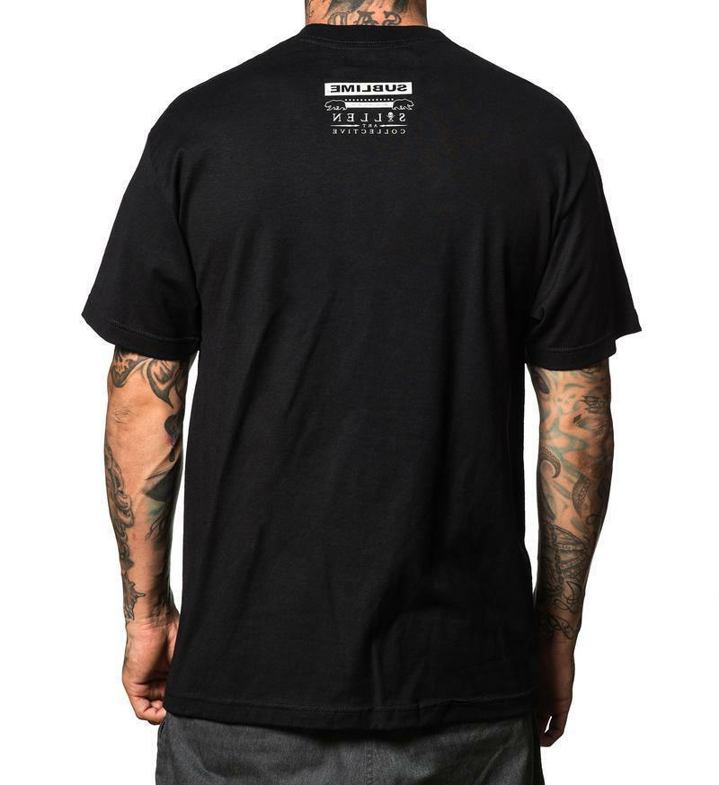 Sullen Band Adult Shirt SCM1695