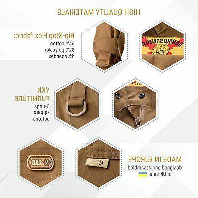 Conquistador Pants Men Cargo Pockets