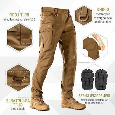 Conquistador Flex Pants Men Cargo
