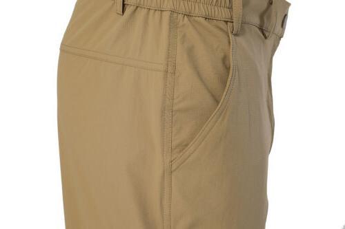 Convertible Men's Quick Drying Zip-Off Pants Casual Cargo