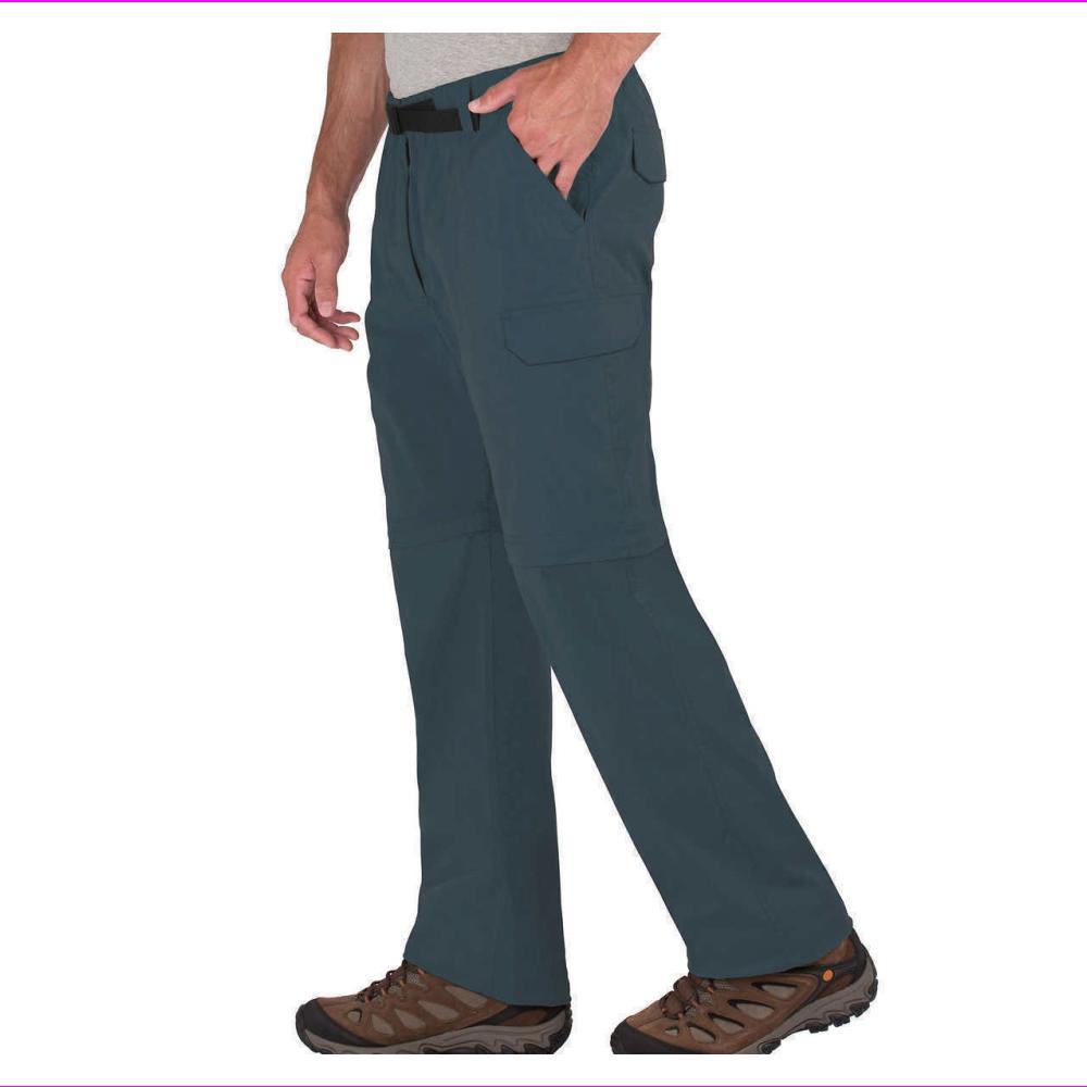 BC Clothing Convertible Stretch Hiking Shorts,Zippered Pockets