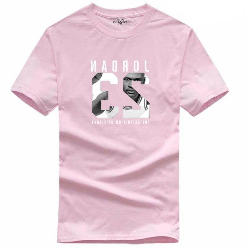 Cotton Print Brand Men Tee