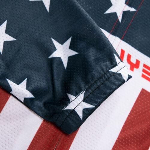 USA Cycling Jersey Clothes Clothing
