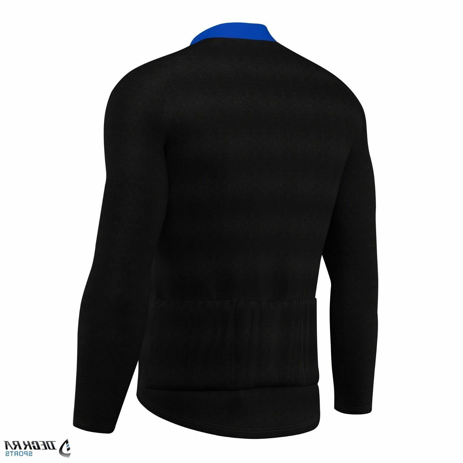 Mens Sleeves Winter Bicycling