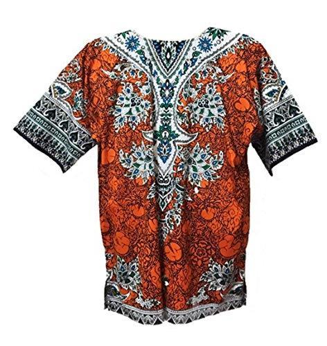 Vipada Handmade's Unisex Shirt Dashiki Shirt