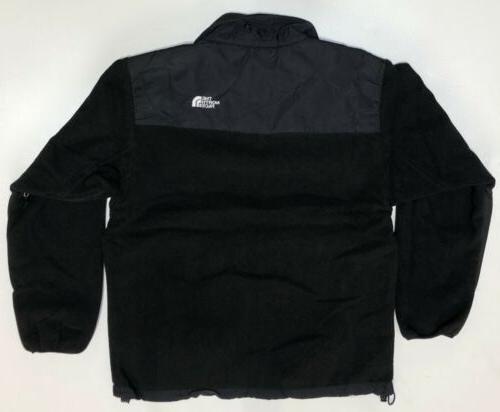 Men's Fleece Jacket Black Shipping