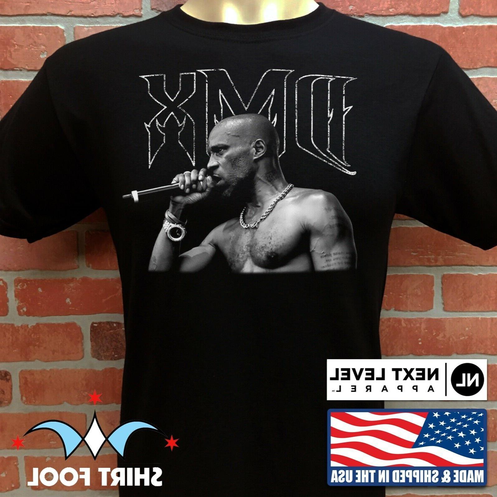 dmx concert t shirt