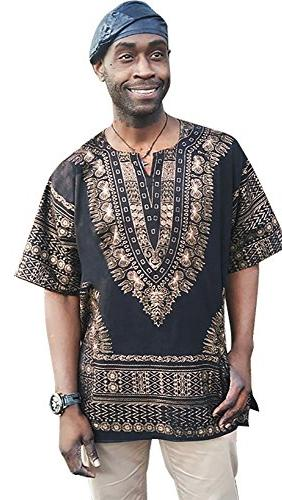 Dupsie's Traditional African Shirt