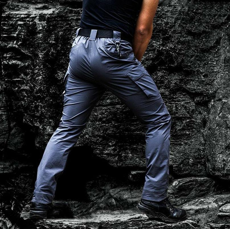 TACVASEN Quick Workout Trousers