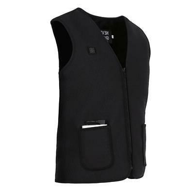 Electric Heated Vest Coat Jacket Lot US