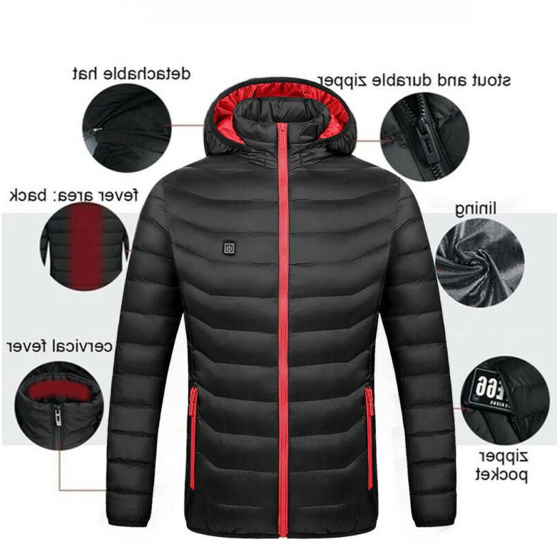 Electric Men Winter Coat Jacket Clothing