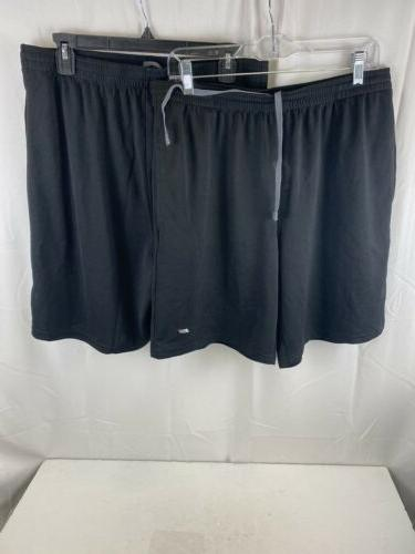 essentials mens 2 pack loose fit performance