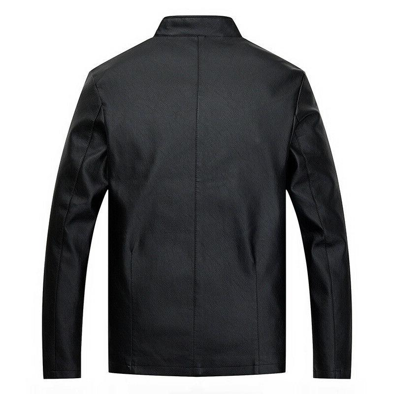 Fashion Handsome Slim Youth Clothes Men's Outerwear