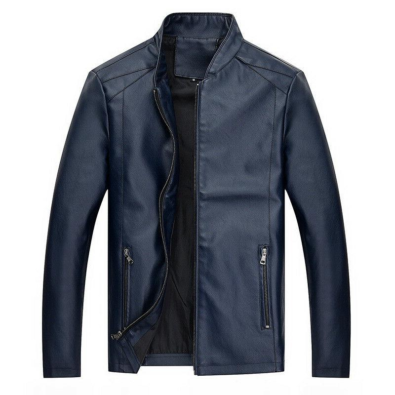 Fashion Handsome Coat Youth Clothes Men's