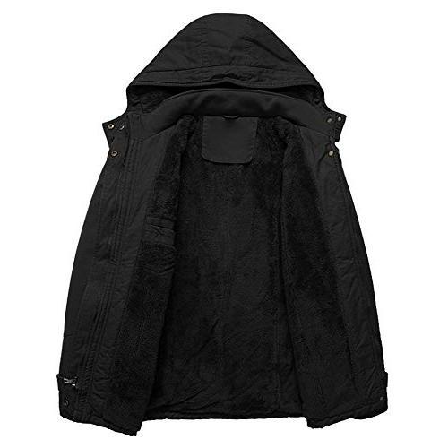 CRYSULLY Fatigue Outdoor Jackets S/TagXL