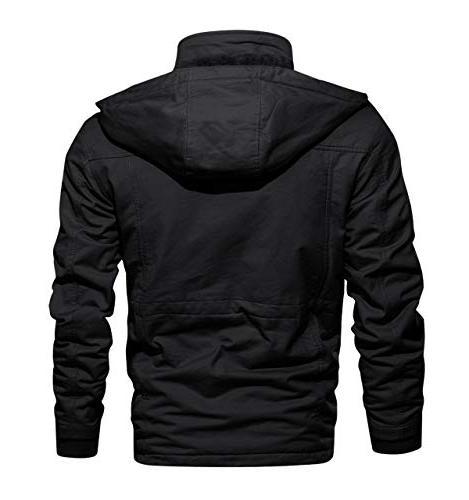 CRYSULLY Fatigue Outdoor Windbreaker Jackets Coats S/TagXL