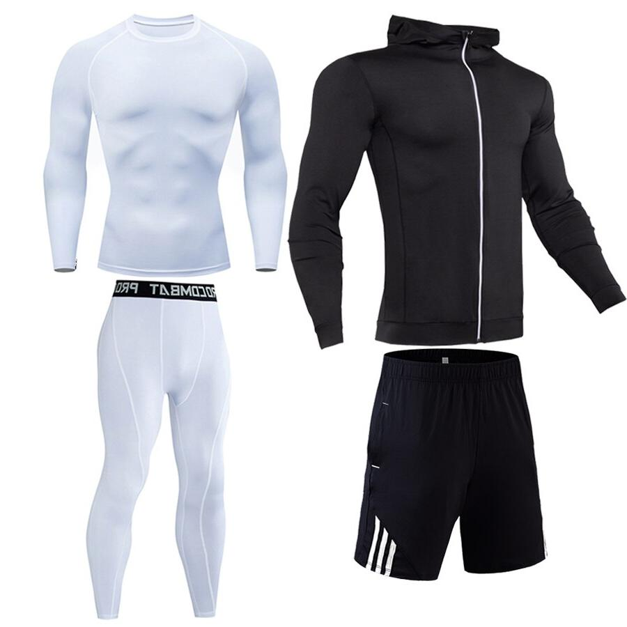 <font><b>Men's</b></font> compression tights 4 base Fitness