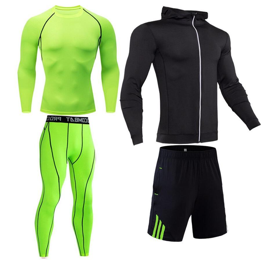 <font><b>Men's</b></font> tights piece base layer Sport Fitness kit