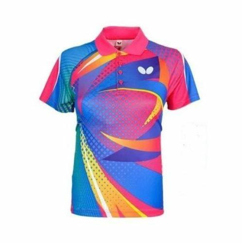 Free shipping table tennis Only T-shirt