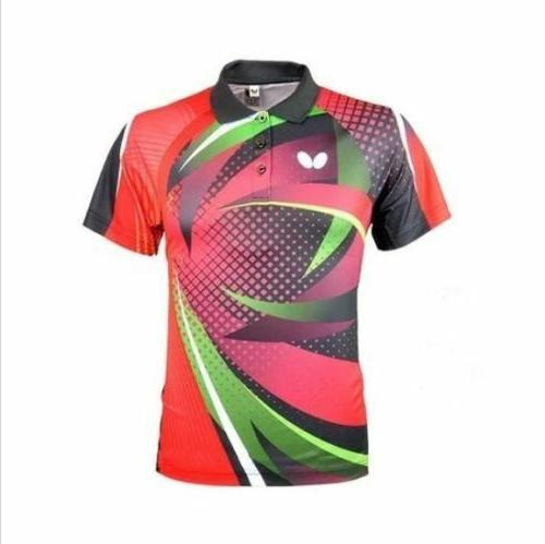 free shipping men s tops table tennis