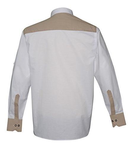 Dirndl White Lederhosen Dress