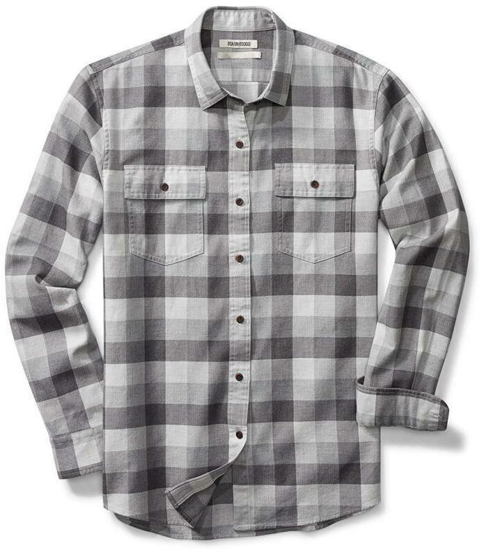 Goodthreads Standard-Fit Plaid Shirt