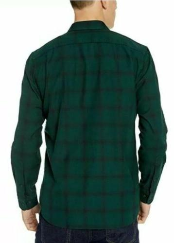 Goodthreads Mens Fit Shirt Green