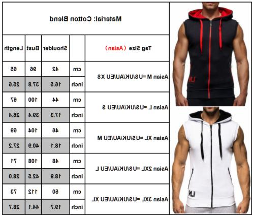 Gym Vest Bodybuilding Tank Muscle Clothing T-Shirts
