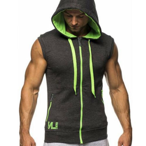 Gym Men's Vest Muscle