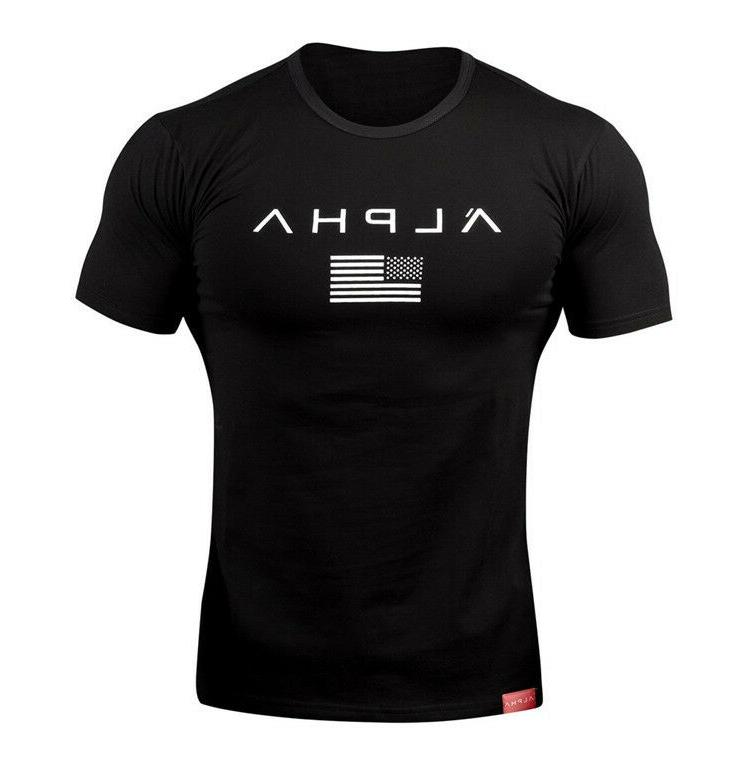 Muscle Fitness Fit Tee Athletic Clothes