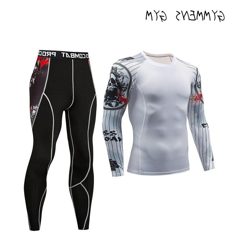 GYMMENS Compression Stockings Fitness Long Breathable Set <font><b>Clothing</b></font>