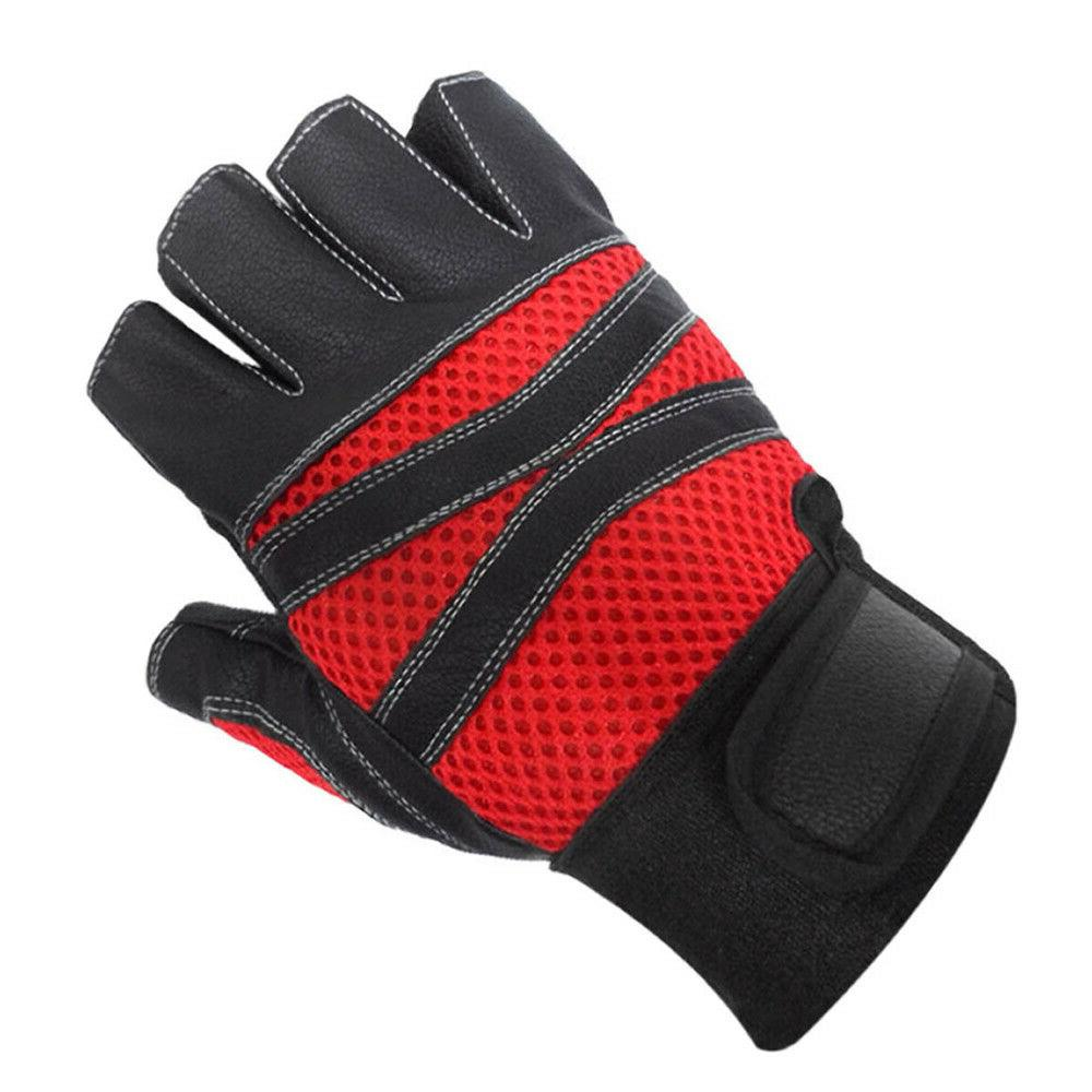 Half Finger Cycling Gloves Bike Training Gym
