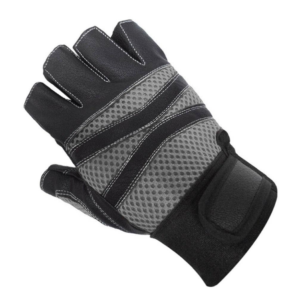 Half Finger Gloves Bike Exercise Training Gym