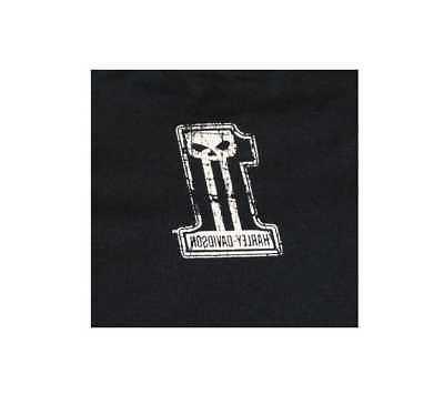 Harley-Davidson Men's Genuine Black