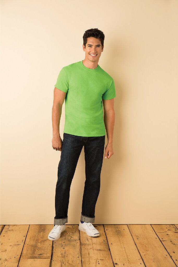 Gildan Cotton 5.3oz Blank Solid Short 5000