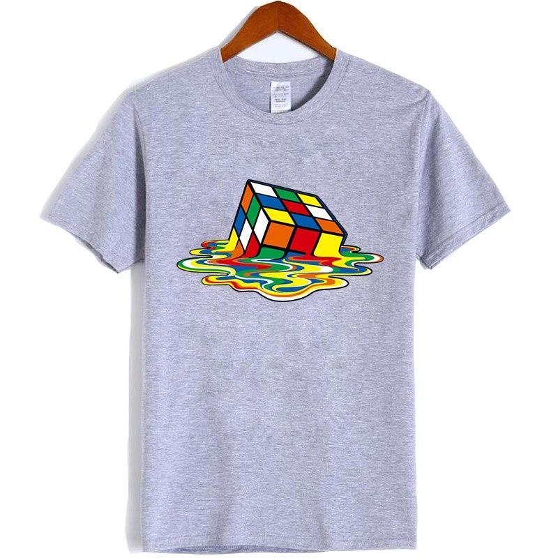 High quality tshirts Short sleeve T-shirts harajuku funny