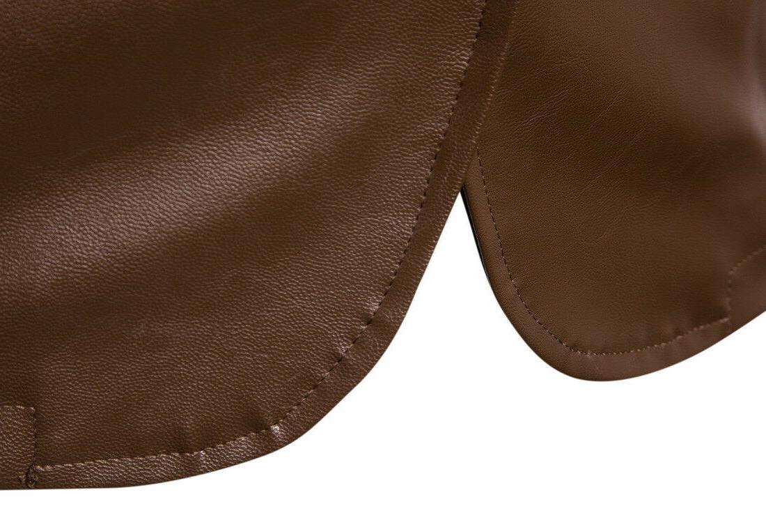 Hot Fall Leather Leather Back Top