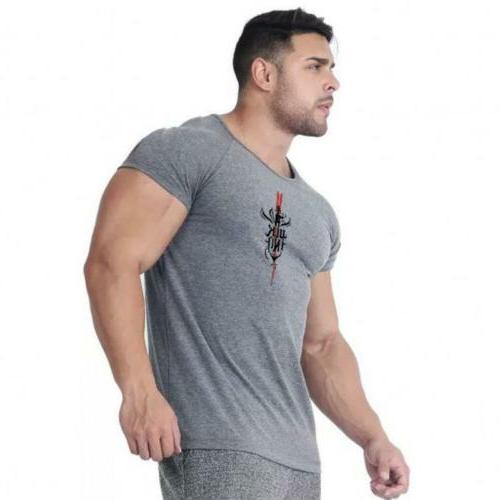 Hot Gym Vest Tank Top Clothing Sport US