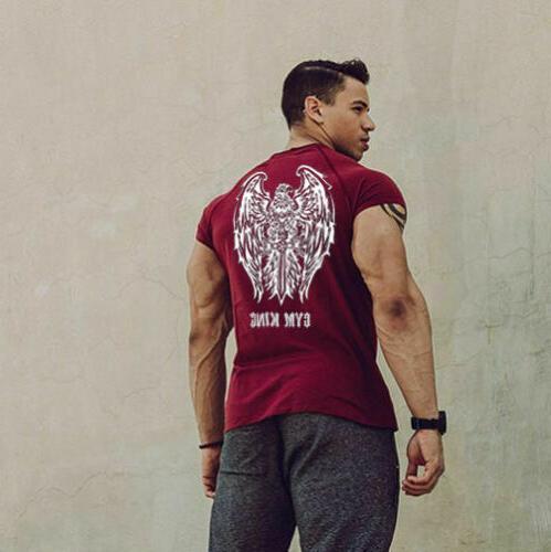 Hot Gym Vest Clothing Stringer Sport T-Shirt US