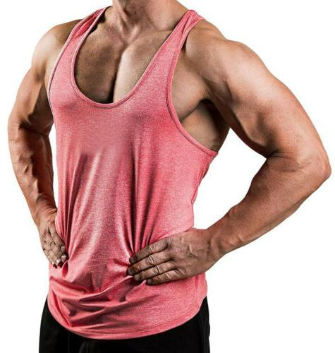 Hot Vest Bodybuilding Muscle Clothing Sport US